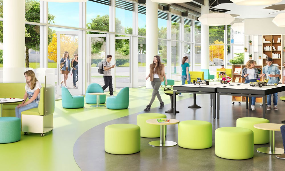 Culture Zones Education Furniture