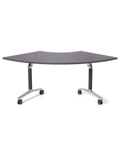 Accede Curved Folding Table - Clearance