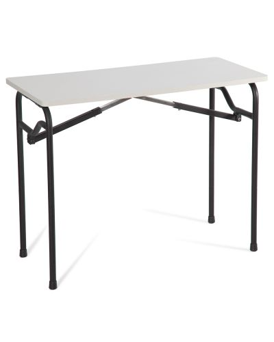 Advance Push Button Folding Table