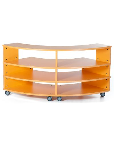 Ahoy Mobile Display Shelf