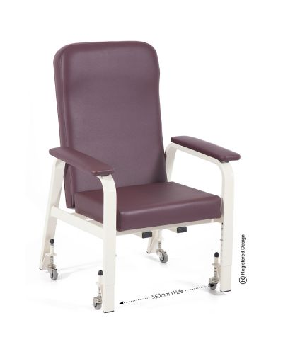 Adjustable Patient Lounge Dining Chair