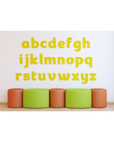 Alphabet - Gumley