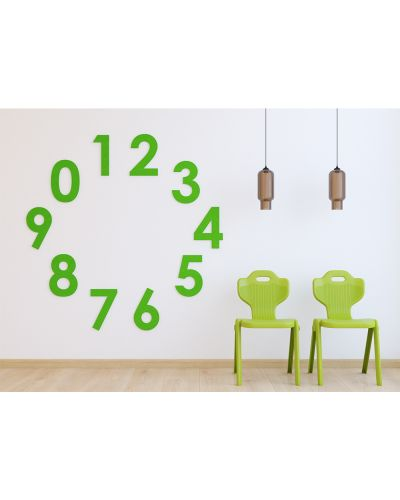 Numbers - Gothic Century Bold