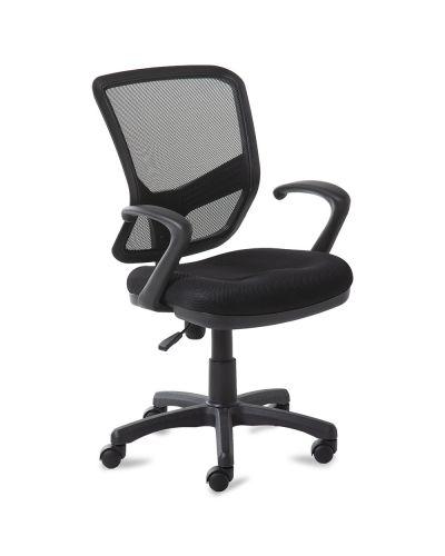 Barnes Mesh Back Chair