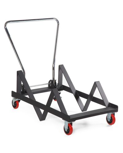 Castel Stacking Chair Trolley