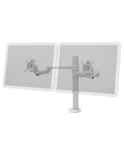 C.ME Double Monitor Arm