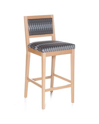Cinquanta Upholstered Bar Stool