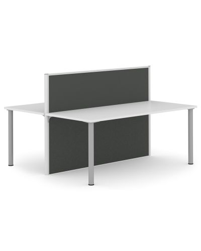 Civic 30 Rondella - 2 Person Back To Back Workstation - Clearance