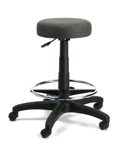 Data Gas Lift Drafting Stool With Footring