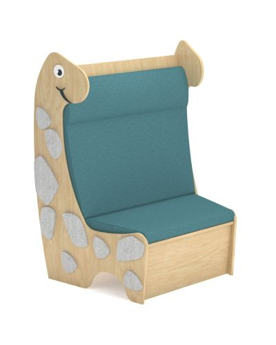 Diplo Den Reading Chair -  Curved