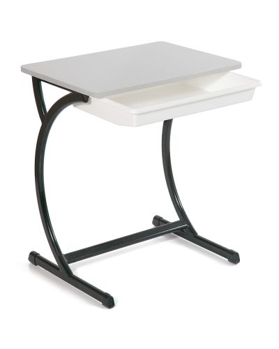 Dynamo Student Desk With Tote Tray