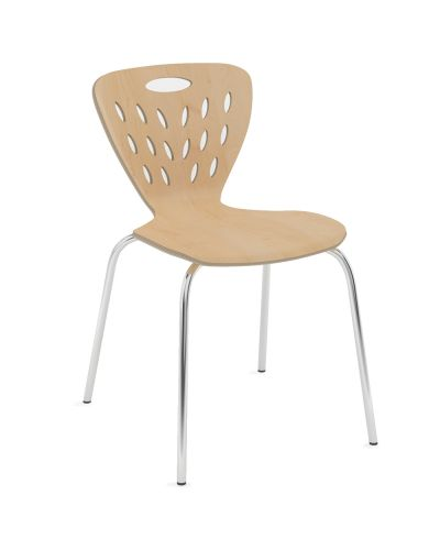 Dynami Timber 4 Point Chair