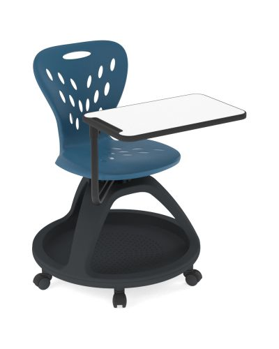 Dynami Activity Chair with Whiteboard Tablet Arm
