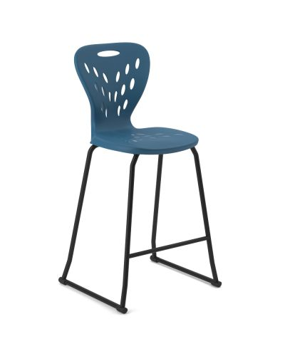 Dynami Lab Stool - High Back