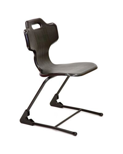 E-Chair Sled Base Student Chair - Clearance