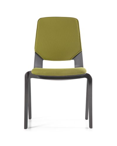 Fino Stacking Chair - Upholstered Seat & Back