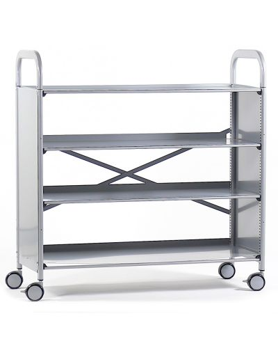 Gratnells Flat Shelf Trolley