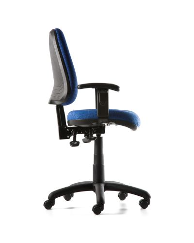 Impact Chair With Adjustable Arms