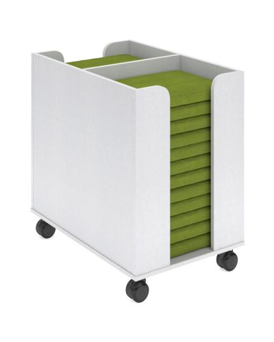 Jackpot Cart with 24 Seat Pads