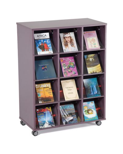 Mag Mania Mobile Storage - 12 Compartments