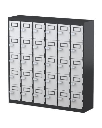 Mobile Phone Locker - 30 Door Unit