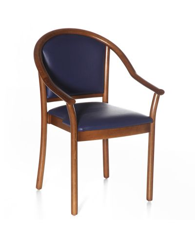 Manuela Stackable Arm Chair