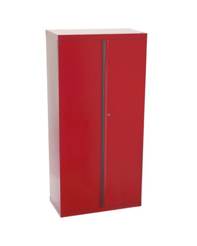 Metal Statewide 3 Shelf Cupboard