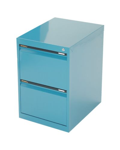 Metal Statewide 2 Drawer Filing Cabinet