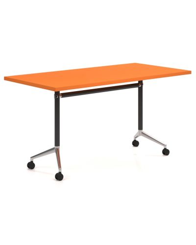 Mars Mobile Flip Top Table - Clearance