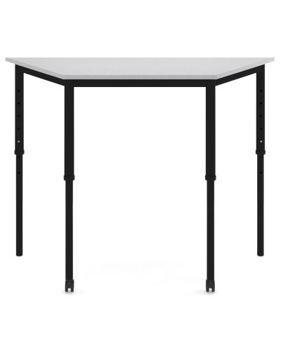 SmarTable Nexus Trap Height Adjustable Sit Stand Student Table