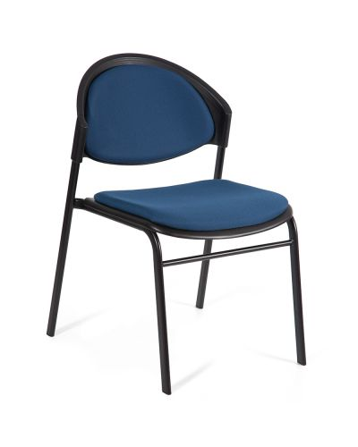 Nimbus Upholstered 4-Point Stacking Chair - Clearance