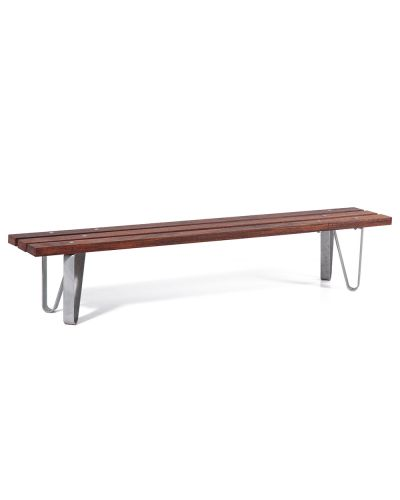 Outdoor Bench - Hardwood