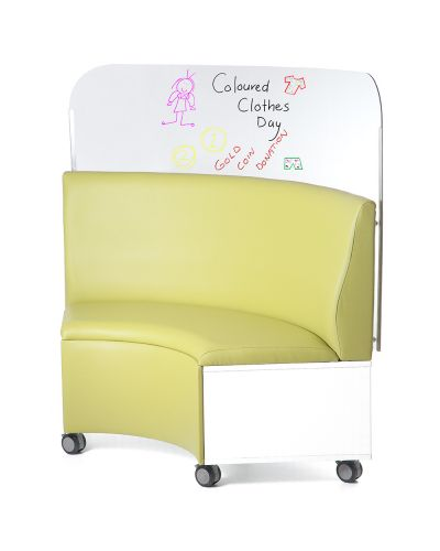 Podiseum Curved Student Lounge Chair