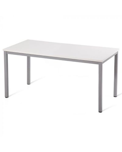 General Purpose Silver Steel Frame Table - Clearance