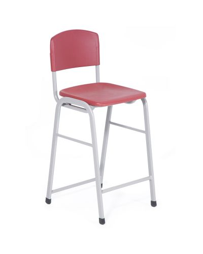 Element Research Stool With Back