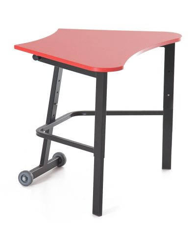 SmarTable Flip Top Height Adjustable Student Desk