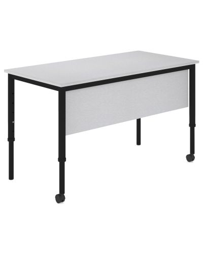 SmarTable Clique Height Adjustable Teacher Table