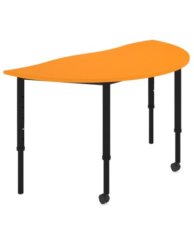 SmarTable Twist Arc Height Adjustable Student Table - Clearance