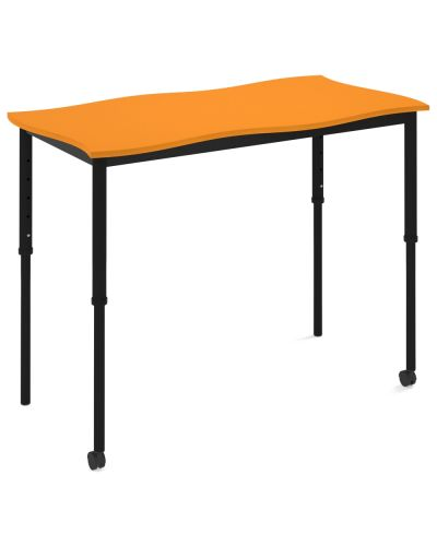 SmarTable Twist Double Sit-Stand Table - Clearance