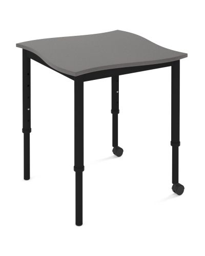 SmarTable Twist Single Height Adjustable Student Table