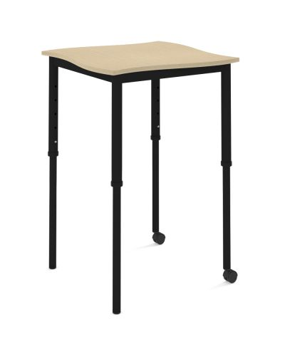 SmarTable Twist Single Sit-Stand Table