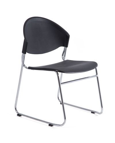 Strata Sled Base Stacking Chair