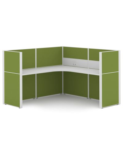 Urban 50 Wrap Around - Single Workstation - Clearance