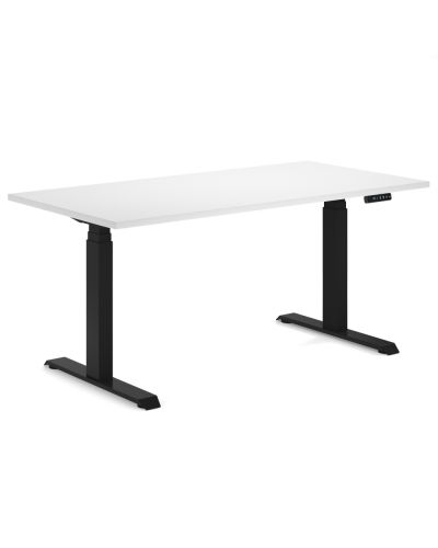 Ascendo Ultra Electronic Height Adjustable Sit Stand Desk - 750mm Deep