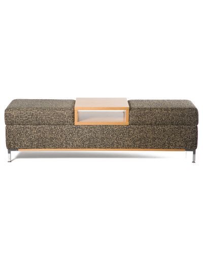Venture Ottoman Plus Coffee Table