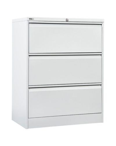 Basics Lateral Filing Cabinet - 3 Drawer