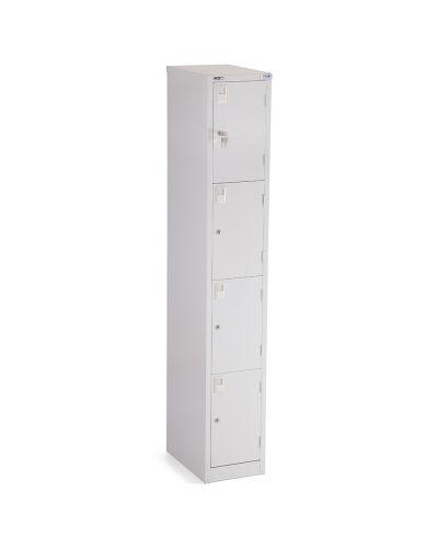 Basics Locker - 4 Door