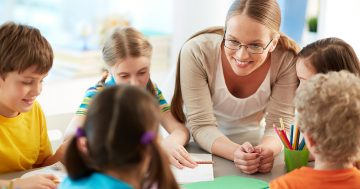 The Learning Environment As The Third Teacher
