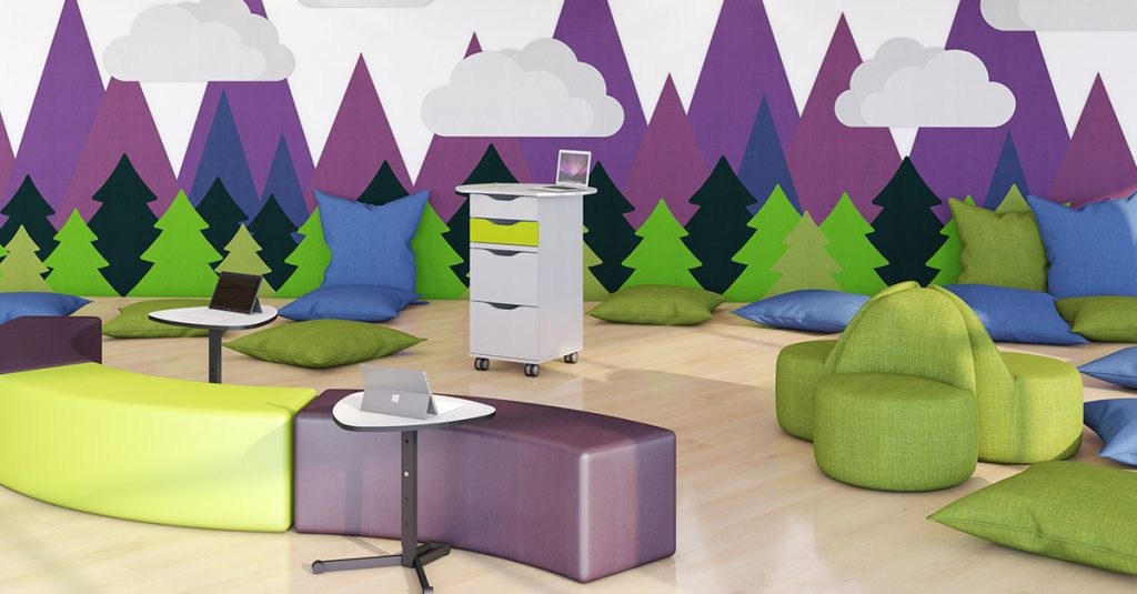 How Classroom Design Can Reduce Noise 1