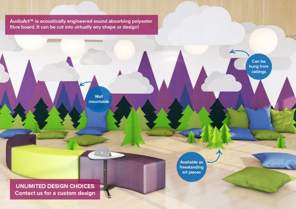 How Classroom Design Can Reduce Noise 3